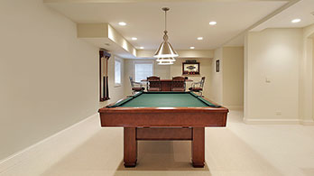 Basement Finishing Contractor in MA